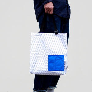 """WALK AROUND tote"" POCKET PONDO ver."