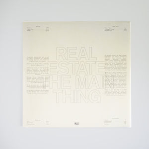 「The Main Thing」Real Estate