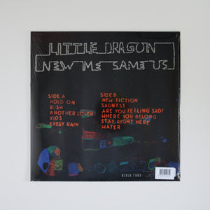 「New Me,Same Us」LITTLE DRAGON