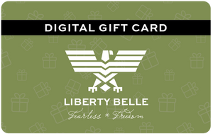 Liberty Belle Gift Card