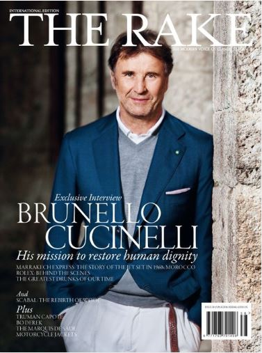 Brunello Cucinelli, Issue #38, The Rake - The Signet Store