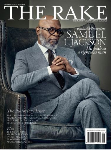 Samuel L. Jackson, Issue #39, The Rake - The Signet Store