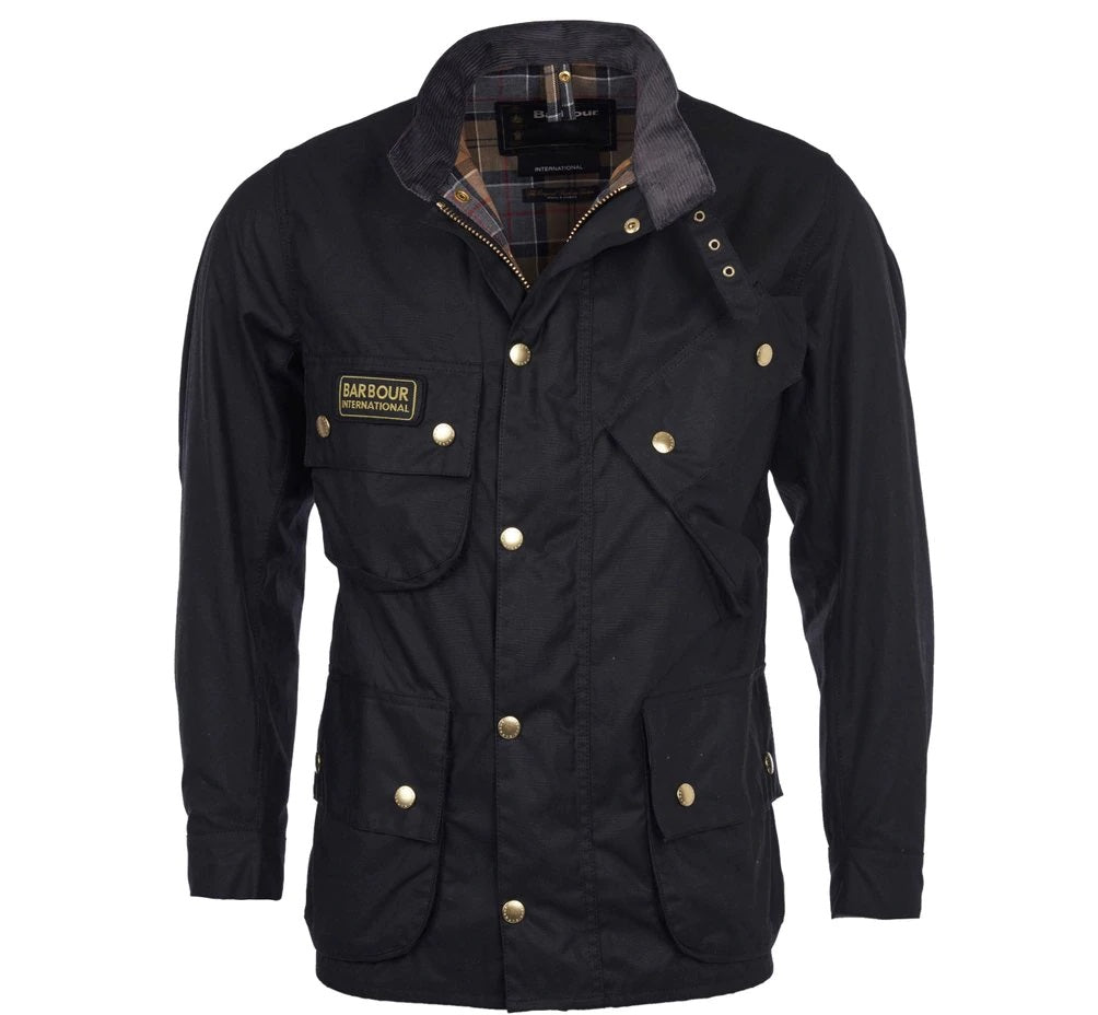Barbour International Motorcycle Jacket - The Signet Store