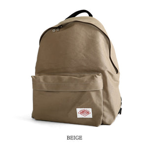 Open image in slideshow, Cotton Canvas Utility Bag Daypack  | JD7119 SCV, Danton - The Signet Store
