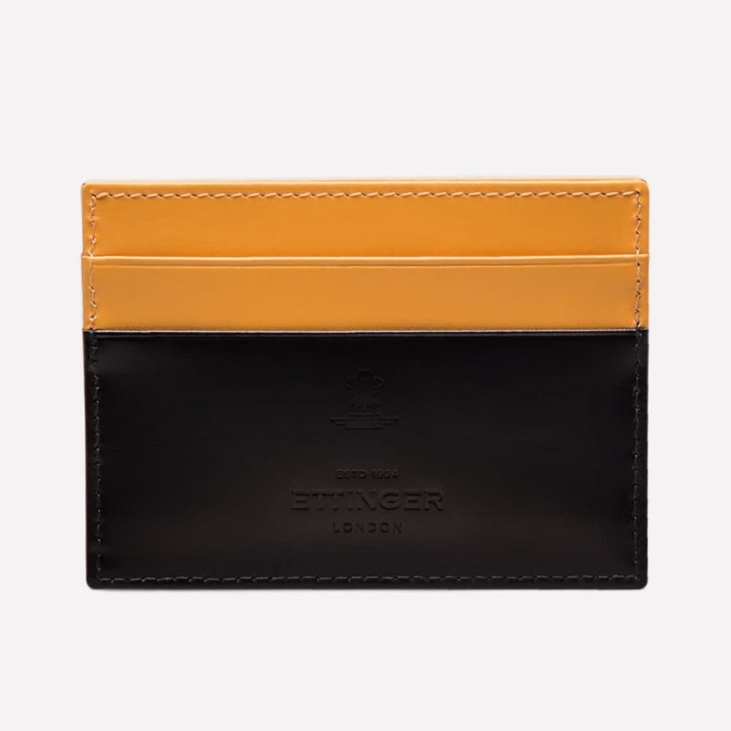 Flat Credit Card Case, Ettinger - The Signet Store