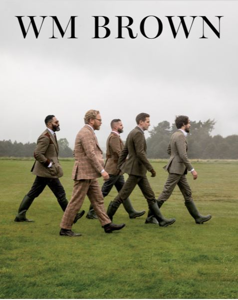 WM Brown Magazine Issue #3 (Fall, 2019), WM Brown - The Signet Store