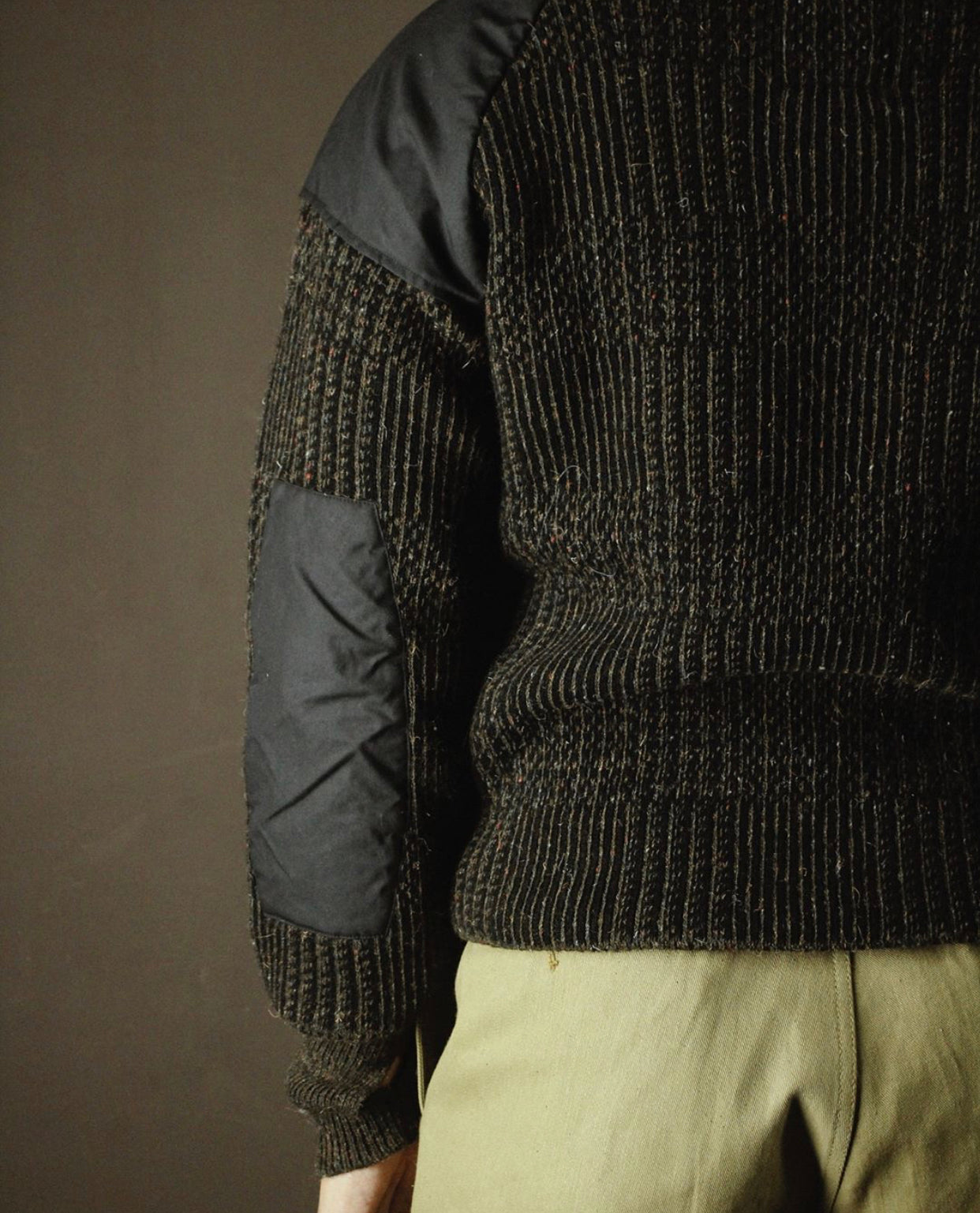 Commando Crew Neck (Wool), Nigel Cabourn - The Signet Store