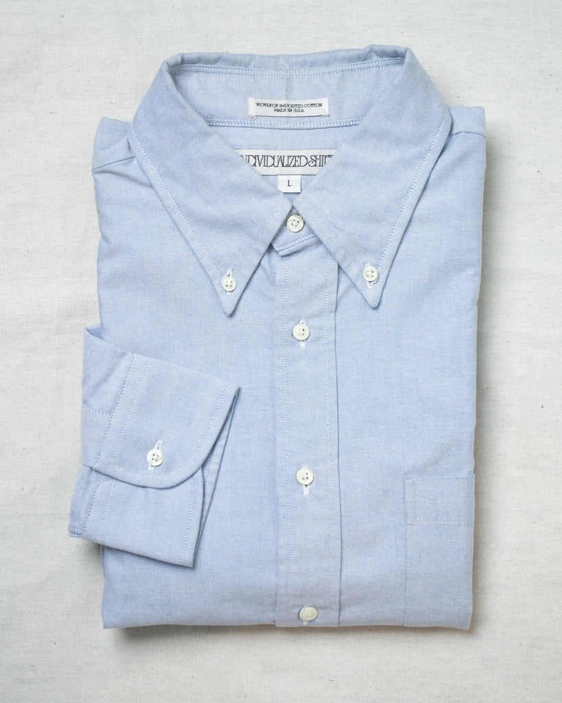 Oxford Shirt, Individualized Shirts - The Signet Store
