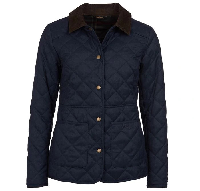 Helvellyn Women's Quilted Jacket, Barbour - The Signet Store