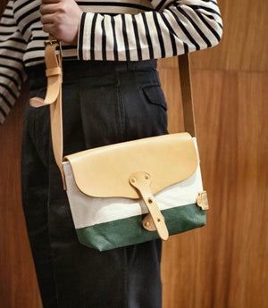 Open image in slideshow, Paint Small Shoulder Bag | SL004, The Superior Labor - The Signet Store