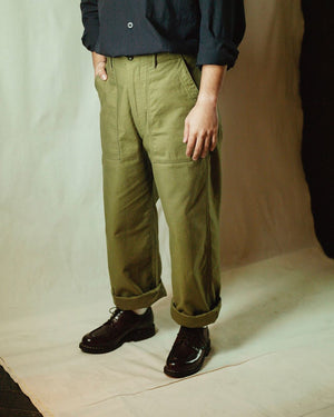 Open image in slideshow, French Work Surge 5P Pants | JD2589 FWS, Danton - The Signet Store