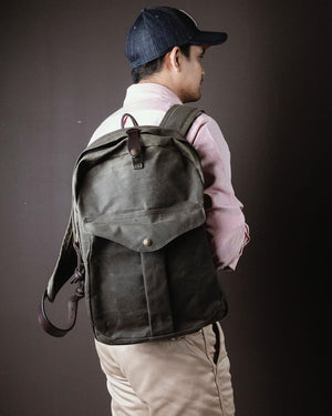 Open image in slideshow, Journeyman Backpack - The Signet Store