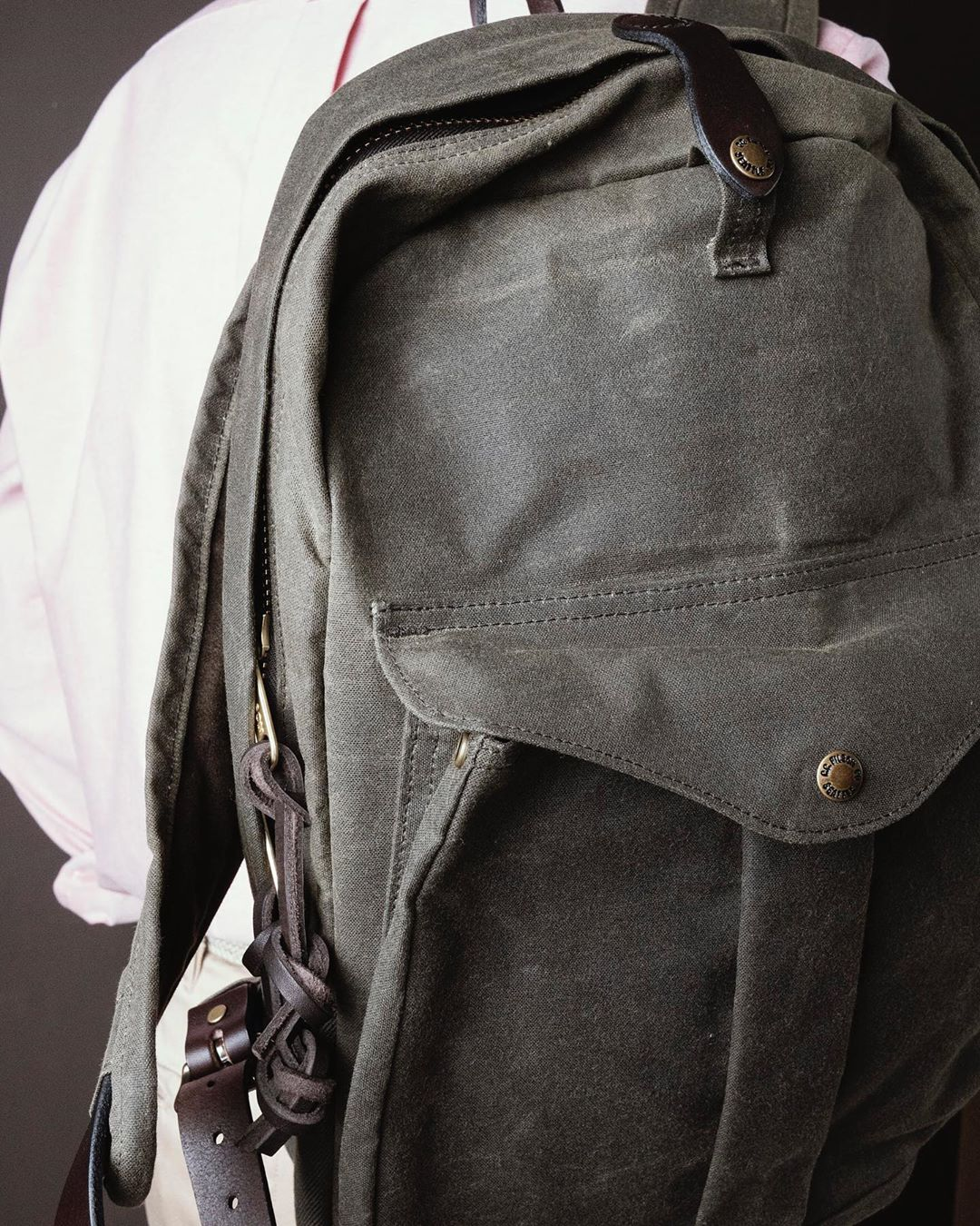 Journeyman Backpack - The Signet Store