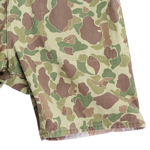 Reversible Camo Shorts, Nigel Cabourn - The Signet Store