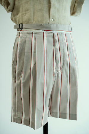 Stripe Shorts Cinch | 861931, Haversack - The Signet Store