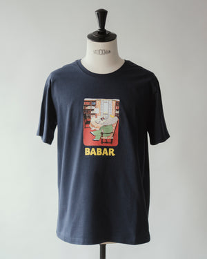 Open image in slideshow, Babar Reading Tee