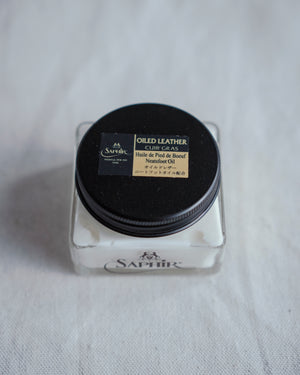 MDO Oil Leather Creme, Saphir - The Signet Store