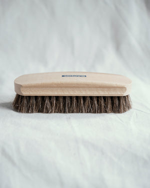 BDC 21cm Horsehair Brush, Saphir - The Signet Store