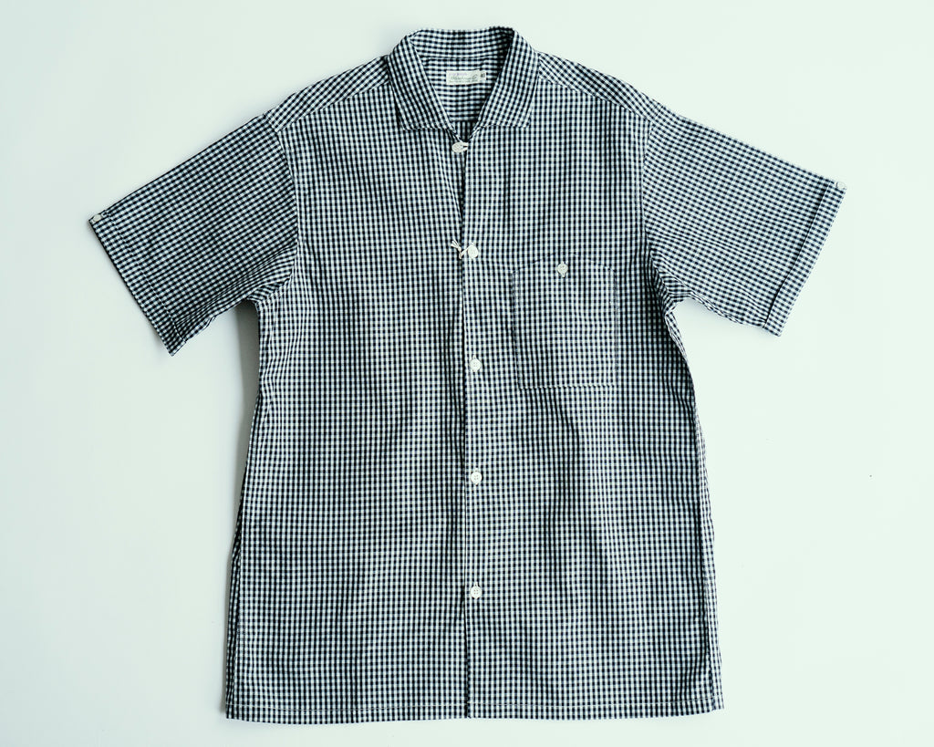 Open Collar S/S | 3091, Warehouse - The Signet Store