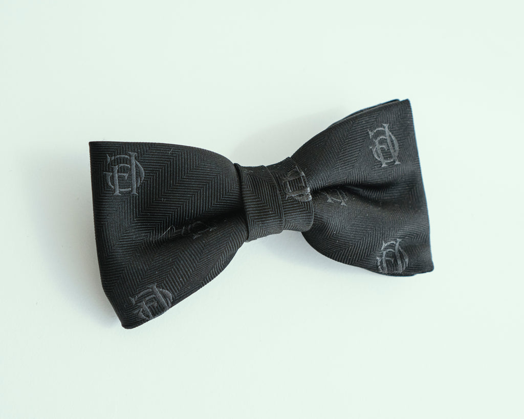 Silk Family Crest Bow Tie, Gladhand - The Signet Store