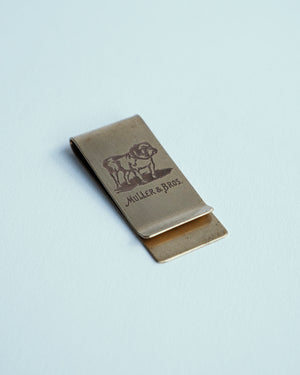 Money Clip, Muller & Bros. - The Signet Store