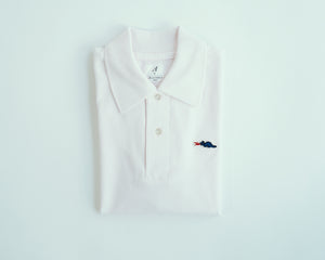 Braggin Dragon x Anatomica Polo Shirt 460-201-11, Anatomica - The Signet Store