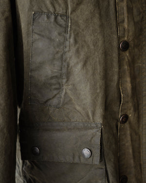 Recrafted Two-Tone Hunting Jacket | Barbour Bedale