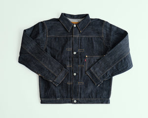 Denim Jacket | 21506XX, Cushman - The Signet Store