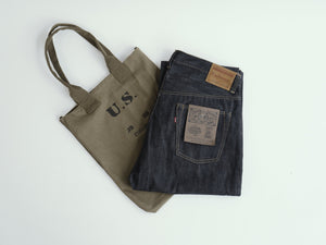 WWII Cut Denim Cushman + Conner's Sewing Factory | 22501XX Jeans - The Signet Store