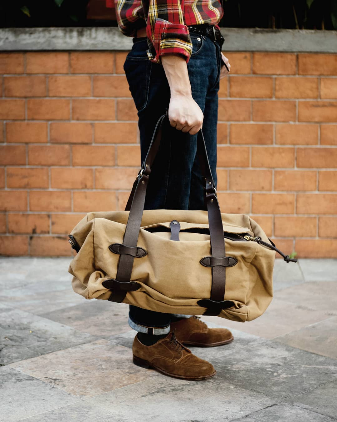 Small Duffle Bag, Filson - The Signet Store
