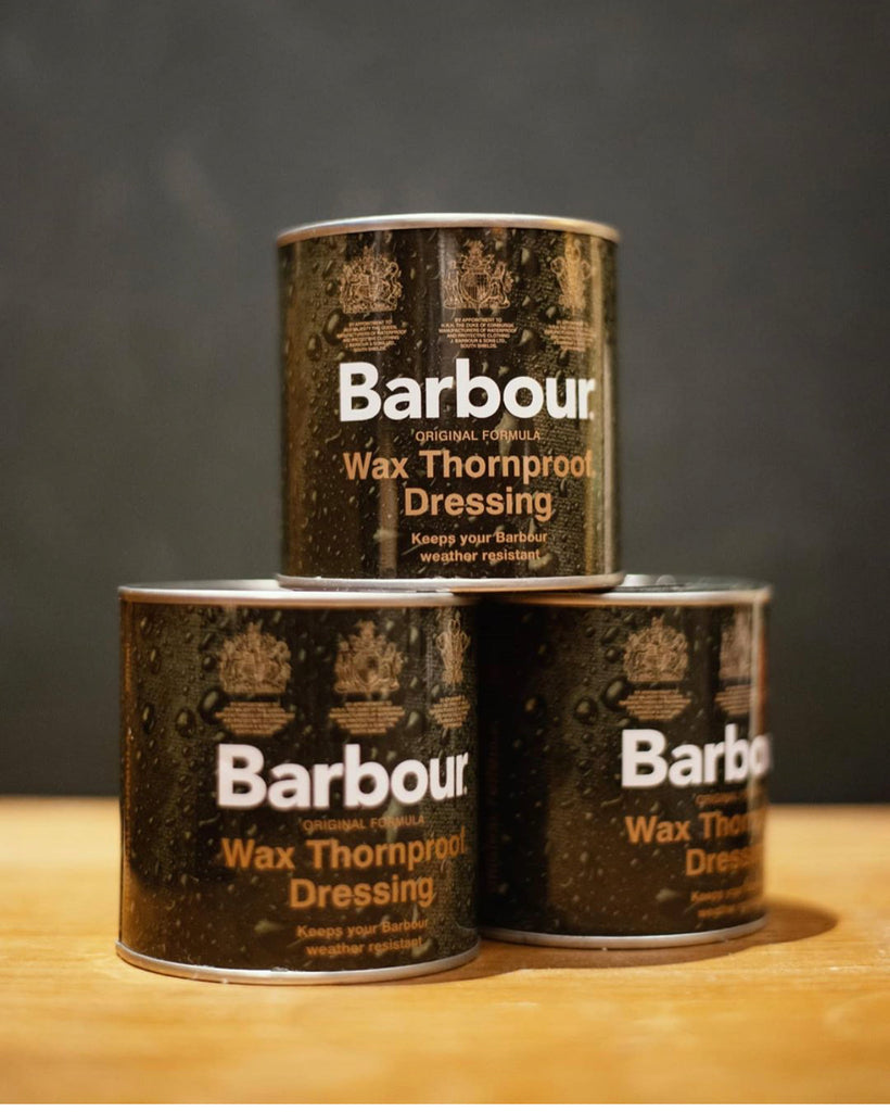Wax Thornproof Dressing, Barbour - The Signet Store