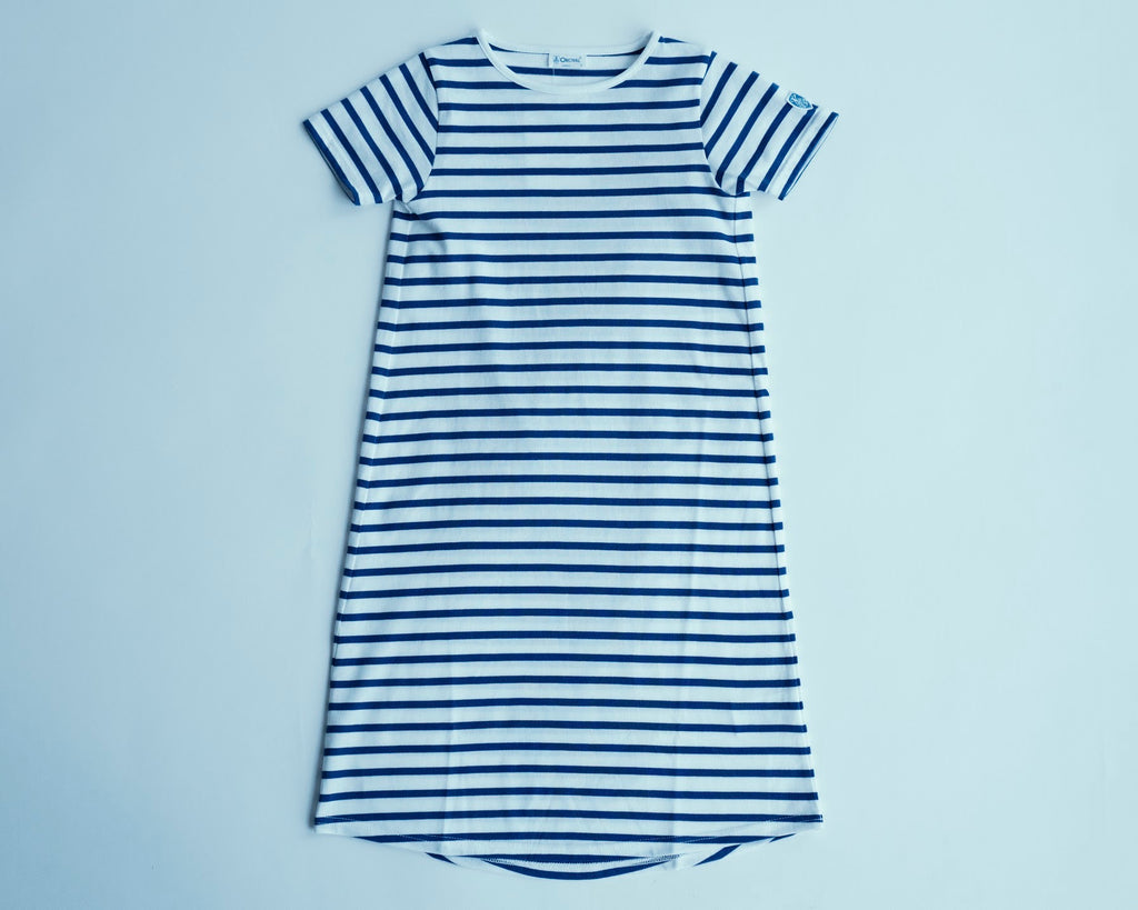 Kids Knit 40/2 Stripe One Piece | RC9223, Orcival - The Signet Store