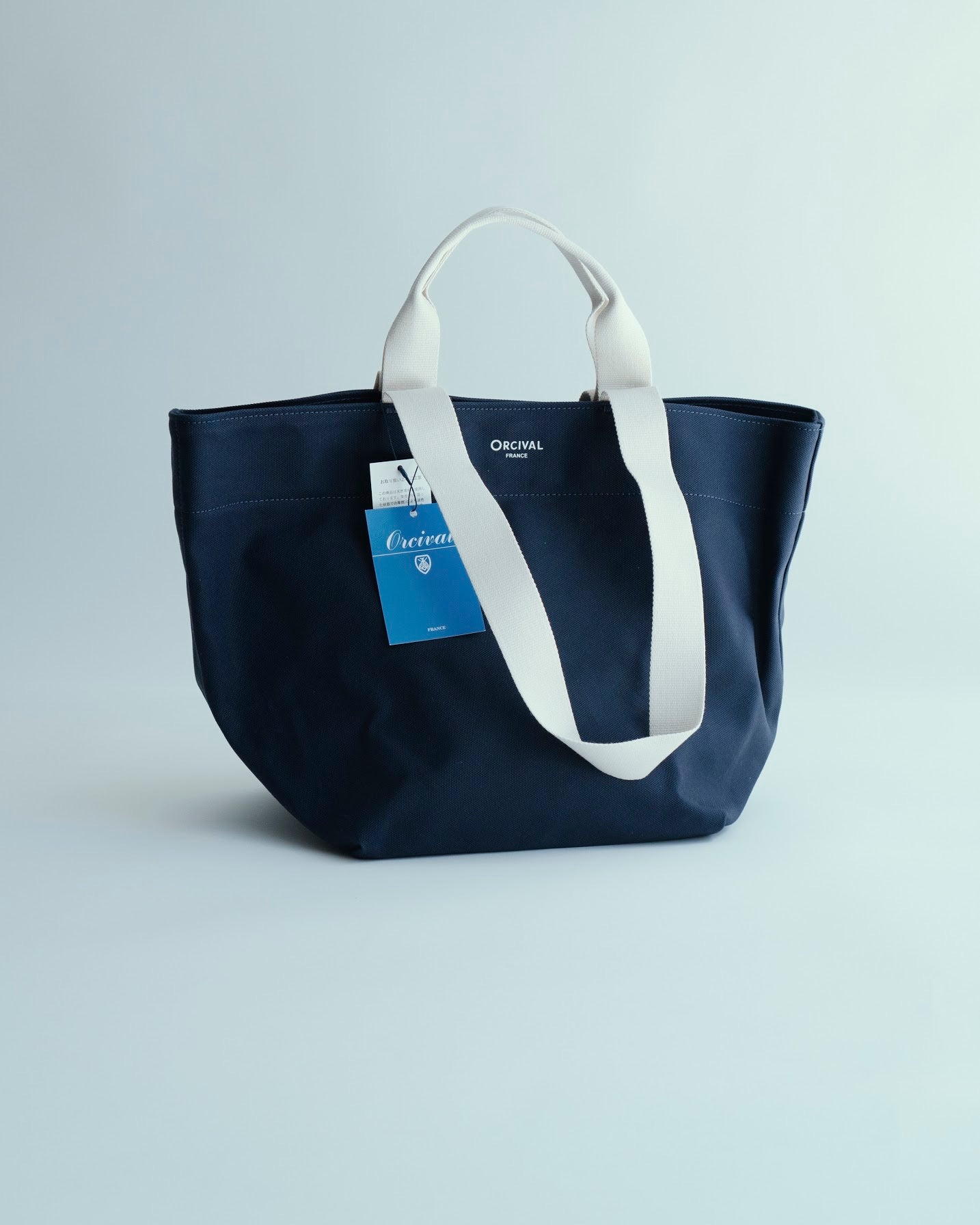 Light Canvas Bag | RC7185 LCV, Orcival - The Signet Store