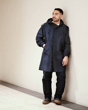 Blockhead Mods Parka, Boncoura - The Signet Store