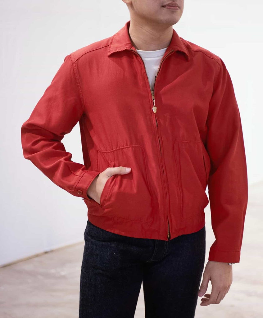 McGregor Drizzler Jacket | MG10001, The Real McCoy's - The Signet Store