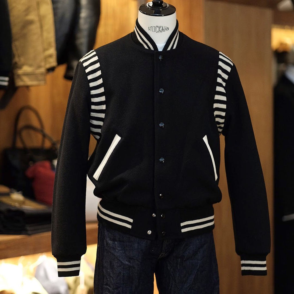 Car Club Jacket | MJ17127, The Real McCoy's - The Signet Store