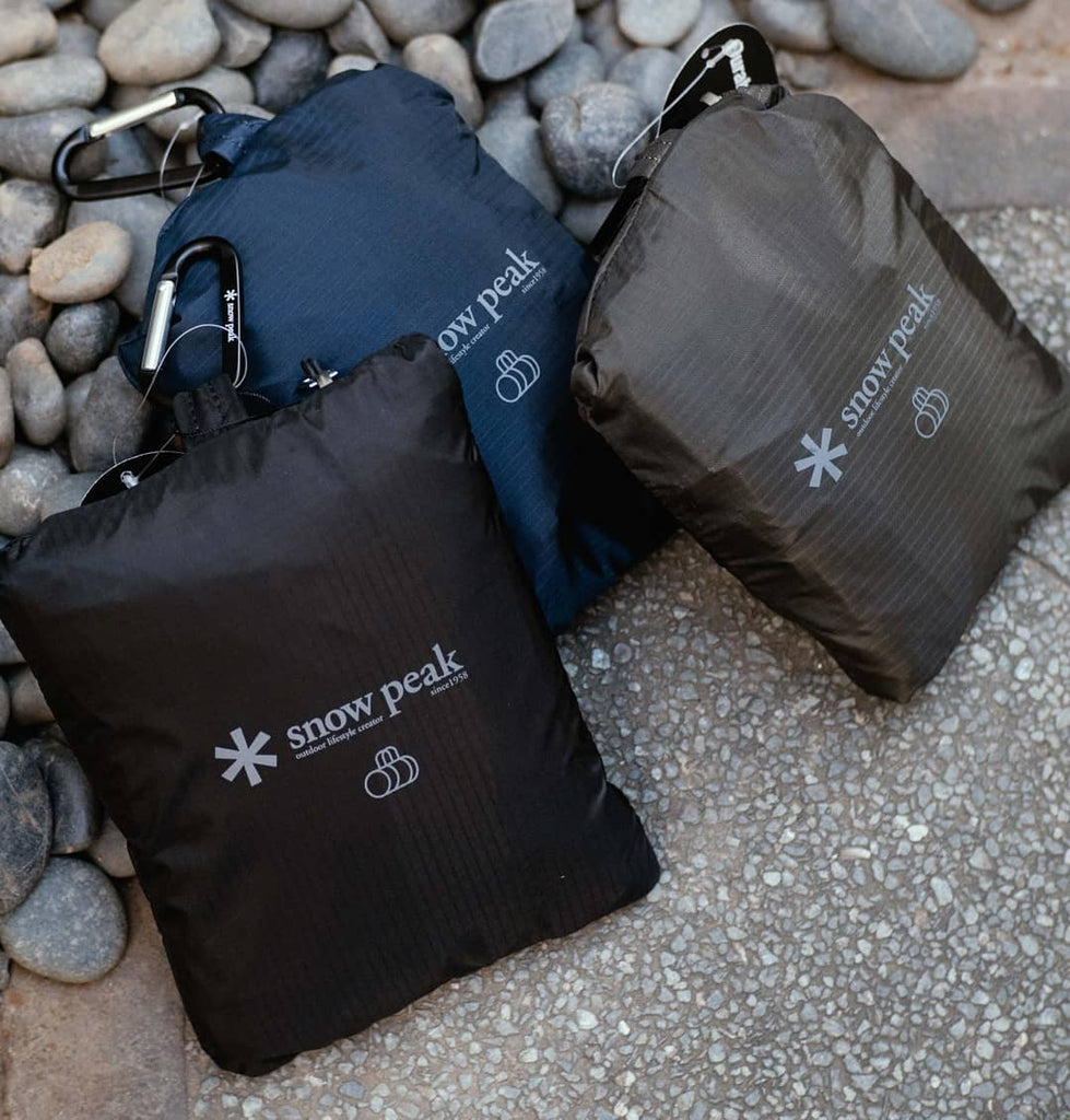Pocketable Duffle, Snow Peak - The Signet Store