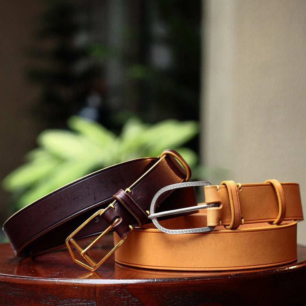 Vintage Buckle Belt, Fukaya - The Signet Store