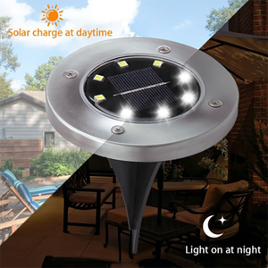 Outdoor Solar LED Lawn Light