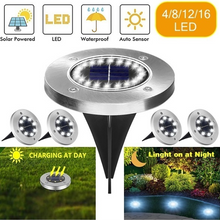 Load image into Gallery viewer, Outdoor Solar LED Lawn Light