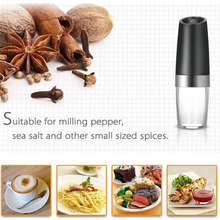 Load image into Gallery viewer, Electric Induction Pepper Mill