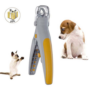 (50% OFF TODAY) LED Light Pet Nail Clipper