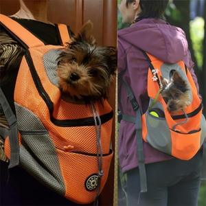 Outdoor Pet Dog Portable Travel Backpack