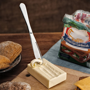 Butter Cheese Dessert Jam Spreaders Cream Knife