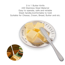Load image into Gallery viewer, Butter Cheese Dessert Jam Spreaders Cream Knife