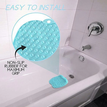 Load image into Gallery viewer, Shower Foot Massager Scrubber