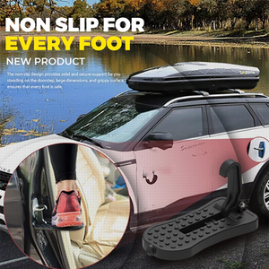 Multifunctional Car Door Pedal