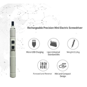 Rechargeable Multifucntion Cordless Screwdriver