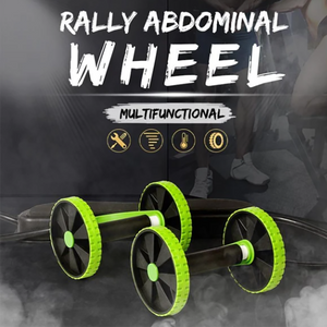 Multifunctional Rally Abdominal Wheel