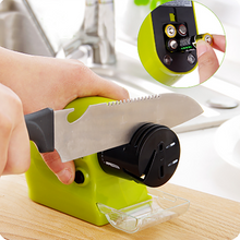 Load image into Gallery viewer, Multifunctional Electric Knife Sharpener